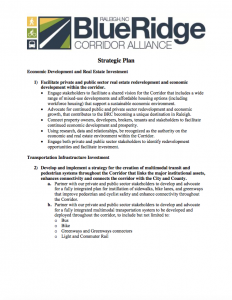 Strategic Plan | Blue Ridge Corridor Alliance - PDF
