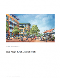 BRR District Study Full Report Screenshot
